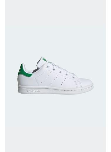 adidas Adidas Erkek Çocuk Günlük Spor Ayakkabı Stan Smith C Fx7524 Renkli